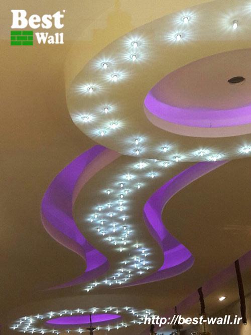 نورپردازی با هالوژن روکار