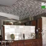 تزیین سقف با متریال جدید