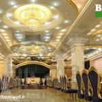 تالار پذیرایی و رستوران