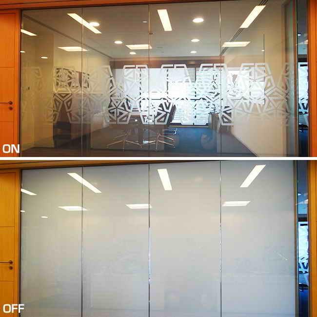 شیشه های هوشمند