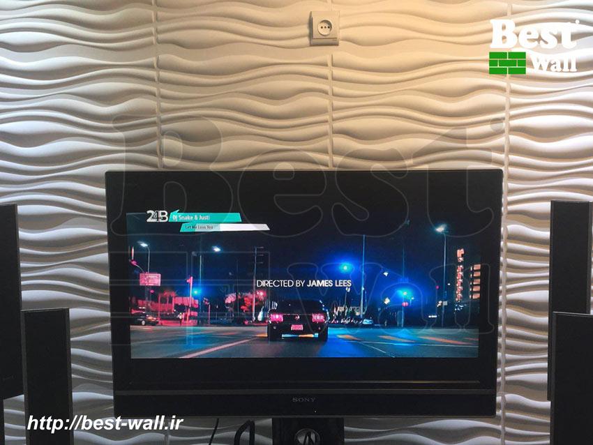دیوار TV تهرانپارس