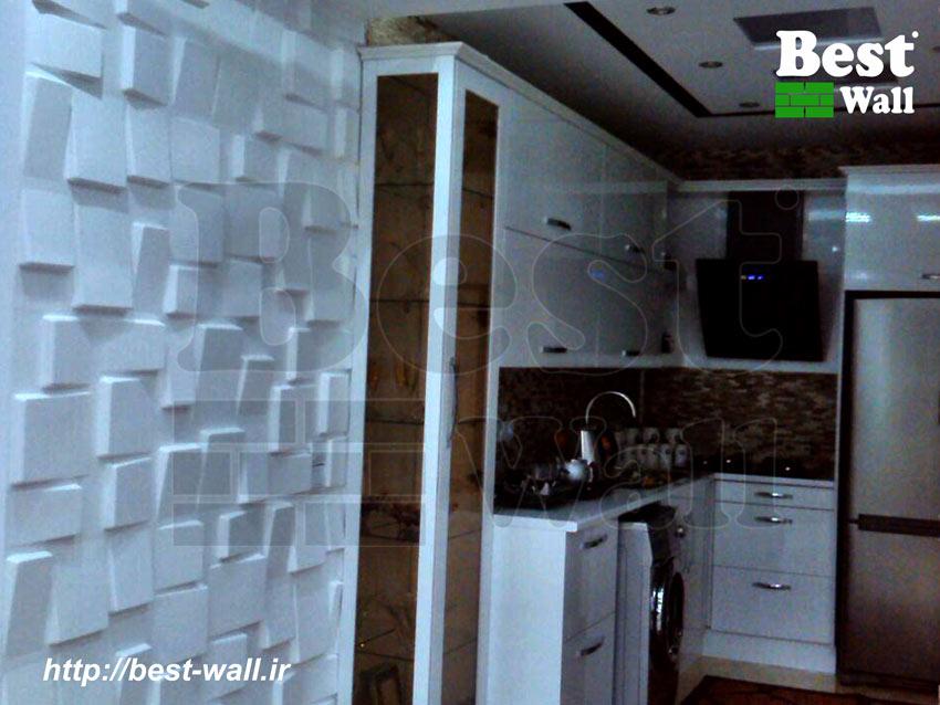 تزئین دیوار آشپزخانه