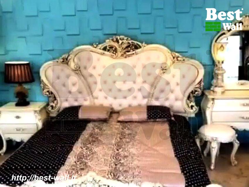 دکور پشت تخت