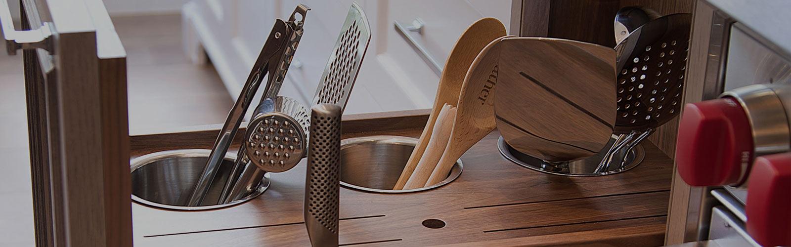 نظم بخشیدن به آشپزخانه