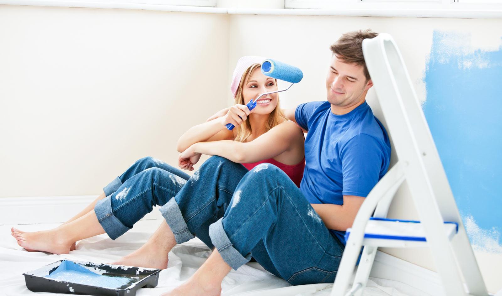 ایجاد تغییر در فضای داخلی منزل