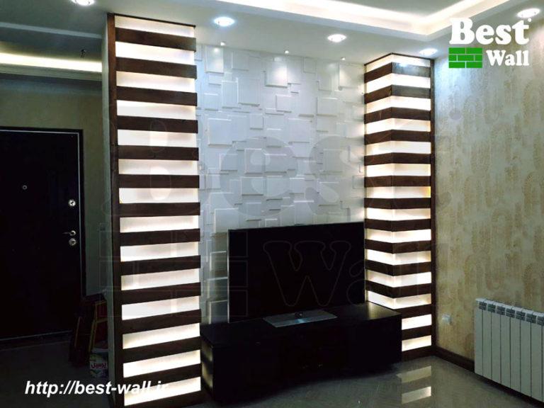 دیوار تی وی بلوار فردوس