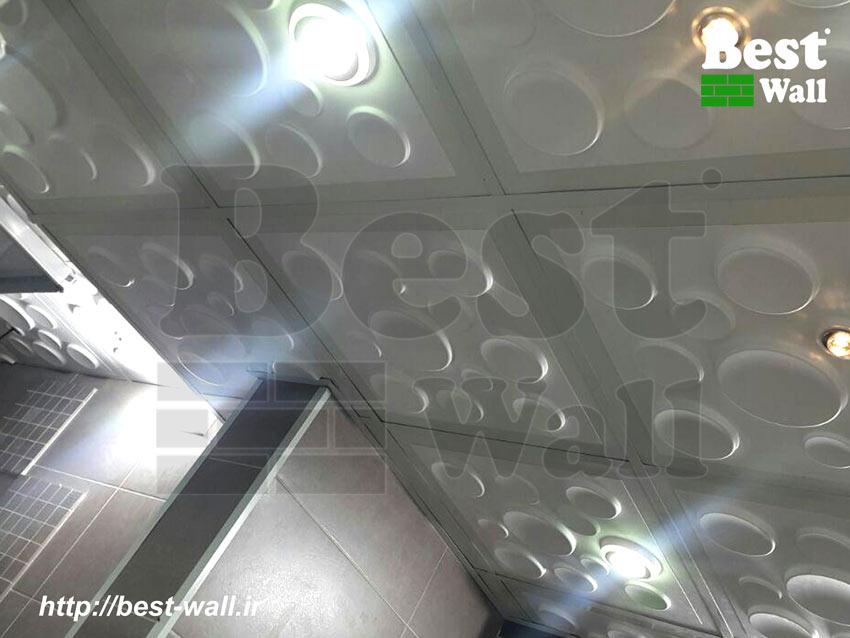 پنل دکوراسیو سقفی