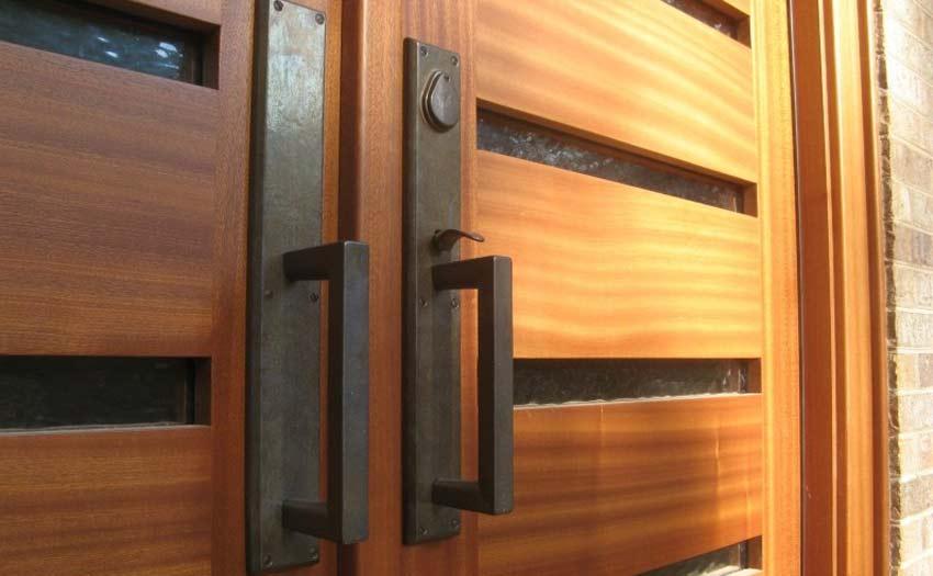 نکاتی درباره درب های چوبی