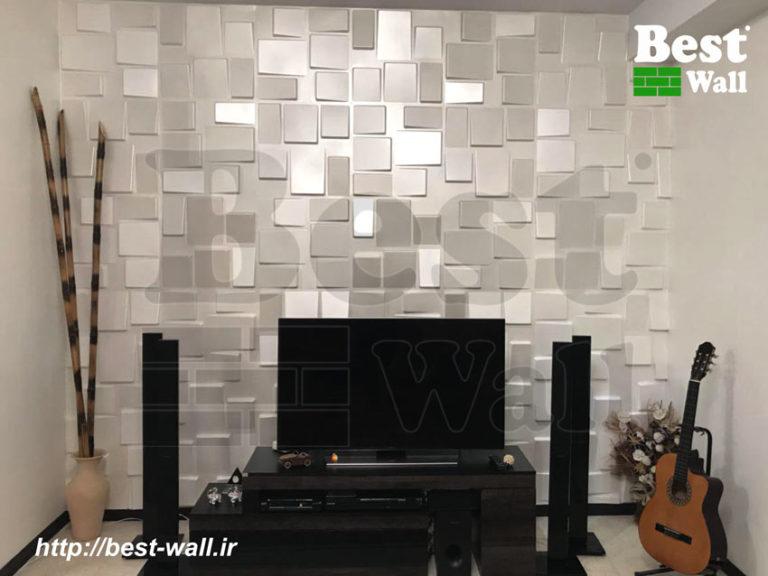 دیوار پشت TV نارمک