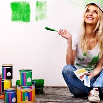 رنگ شاد خانه