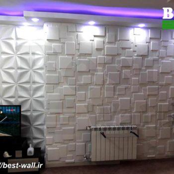 دکوراسیون جدید خانه با پنل دکوری