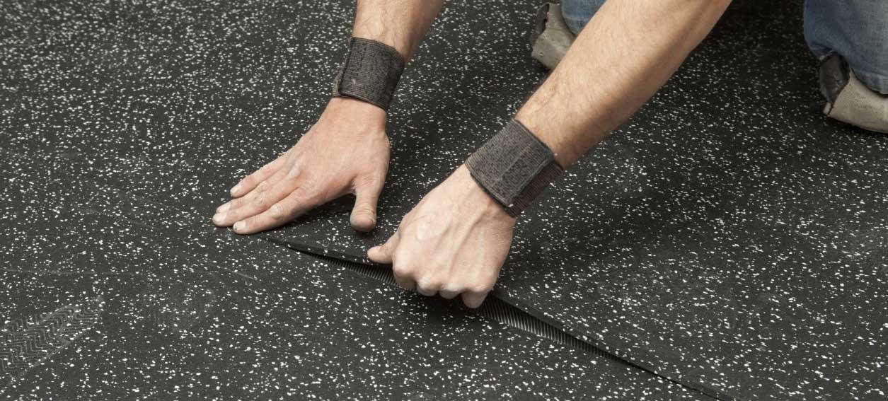 کفپوش گرانولی یا لاستیکی چیست؟