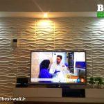 دیوار پشت تلویزیون دکوراتیو