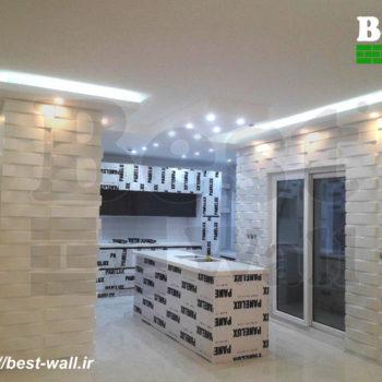 طراحی دیوار آشپزخانه