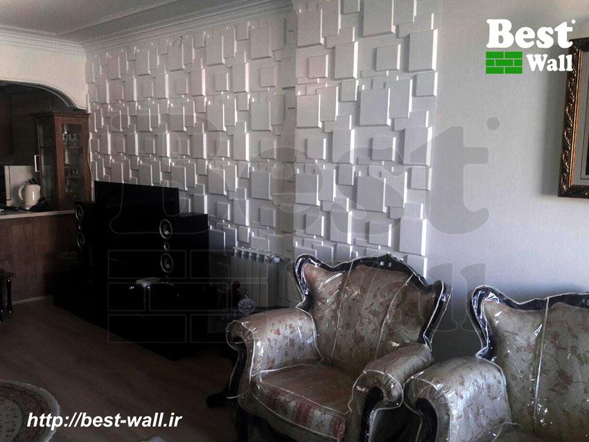 دیوار تلوزیون مدرن