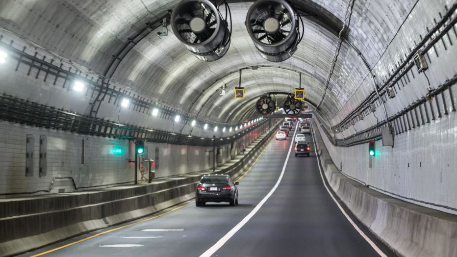 چرا داخل تونل ها را سرامیک می کنند؟