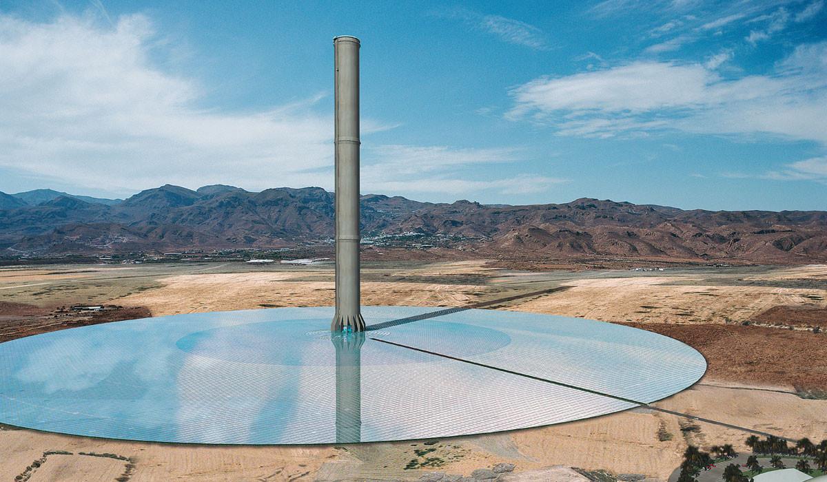 دودکش خورشیدی چیست؟