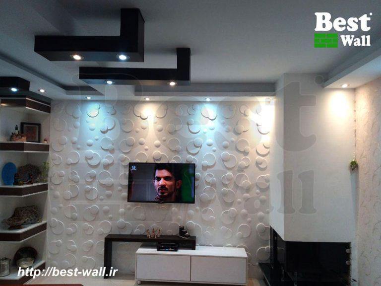 دیوار تلویزیون امیر آباد