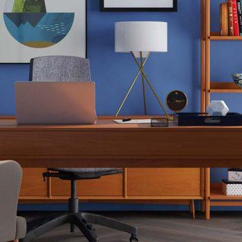 رنگ آمیزی دفتر کار