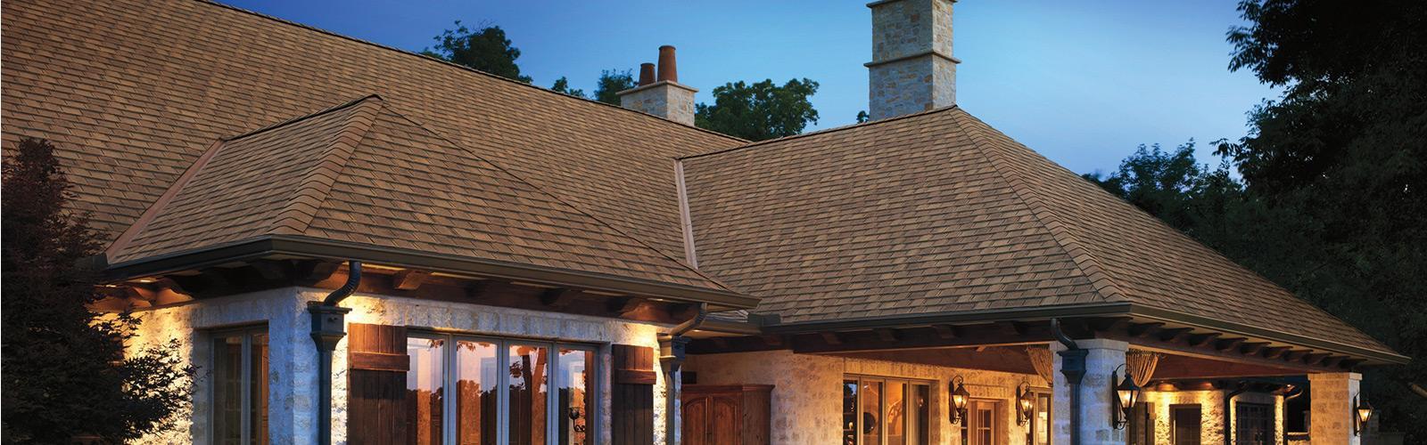 نمای سقف شینگل چیست؟