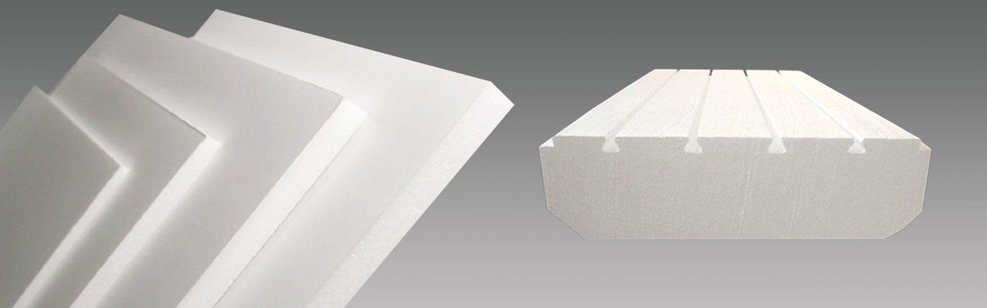 کاربرد یونولیت یا پلاستوفوم در صنایع ساختمان
