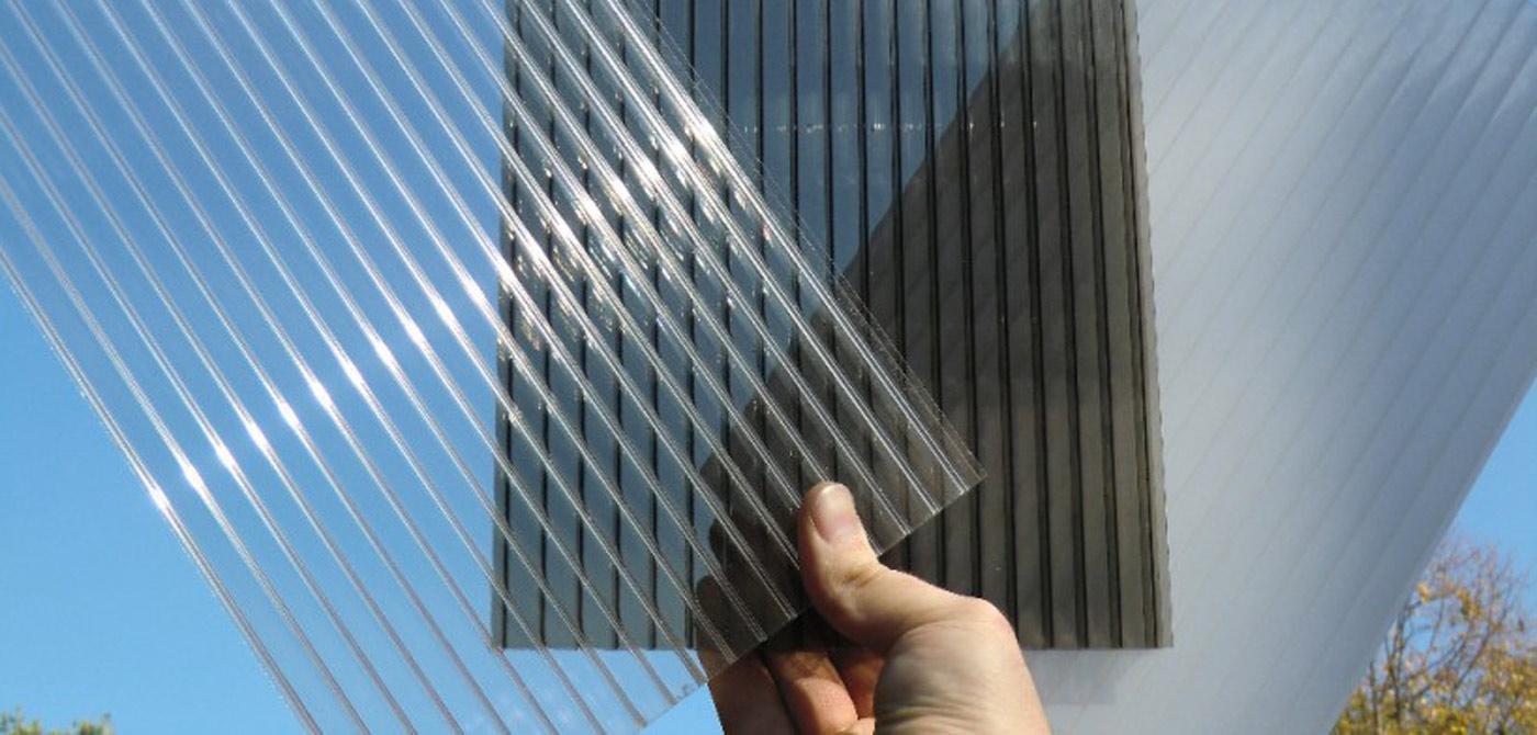 طلق پلی کربنات جایگزین شیشه