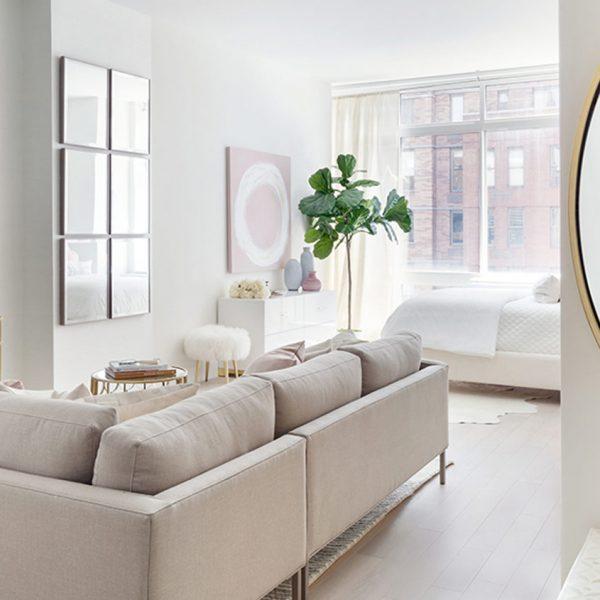 بزرگ کردن آپارتمان