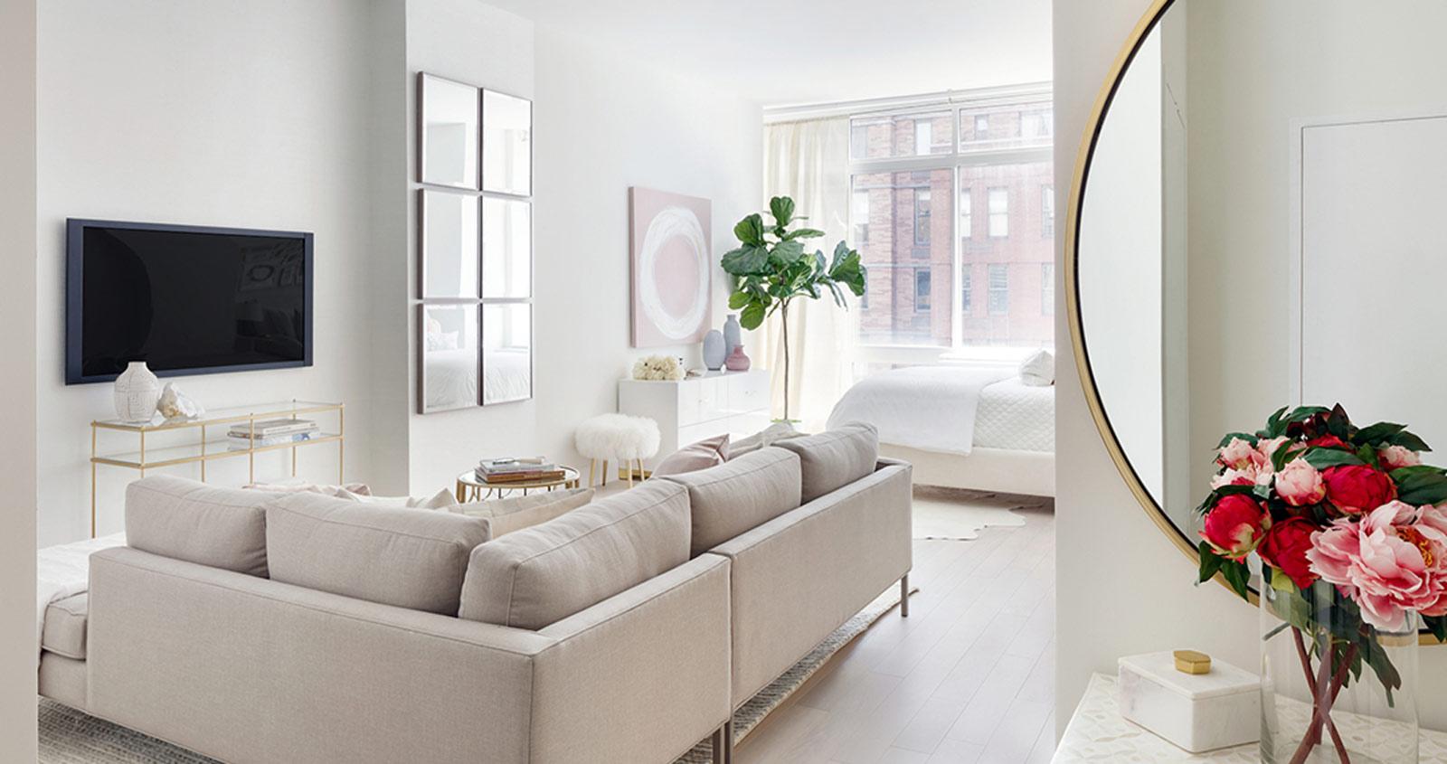 چگونه آپارتمان خود را بزرگتر جلوه دهیم؟!