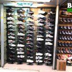 ویترین فروشگاه کفش