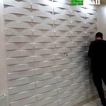 تزئیتان دیوارهای داخل واحد مسکونی