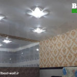 نورپردازی سه بعدی سقف