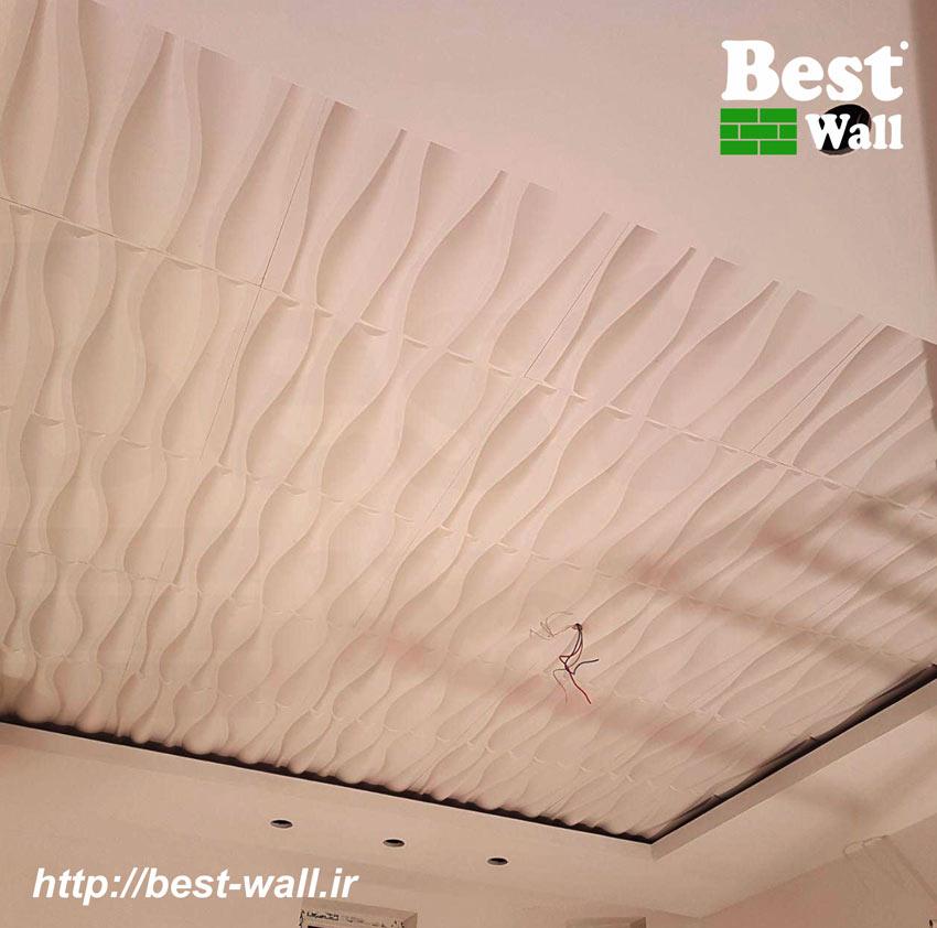 تزئین و دکور سقف